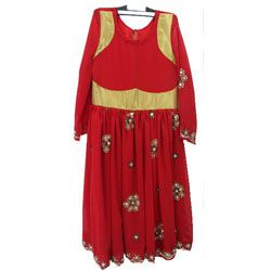 Indian Salwar Kameez Kathak Dance Costume Dress with Embroidery All colours