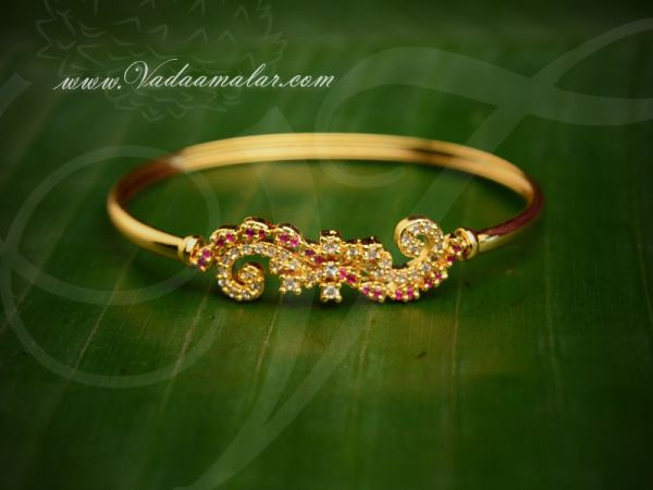 Ruby Stone Bracelet Jewellery for Gifts