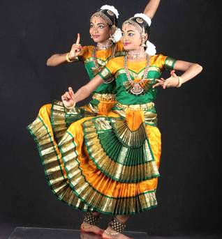 3 Fan Bharatanatyam Pant Dance Costume for Young Girls Buy Online Indian Costumes