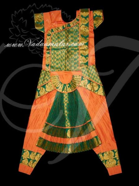 40 size Ready Made Bharatanatyam Pant Model Costume Dress available to buy online