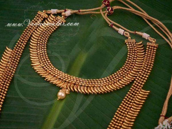 Latest collection Antique Mango Design Jewellery Indian Bridal wear Available online