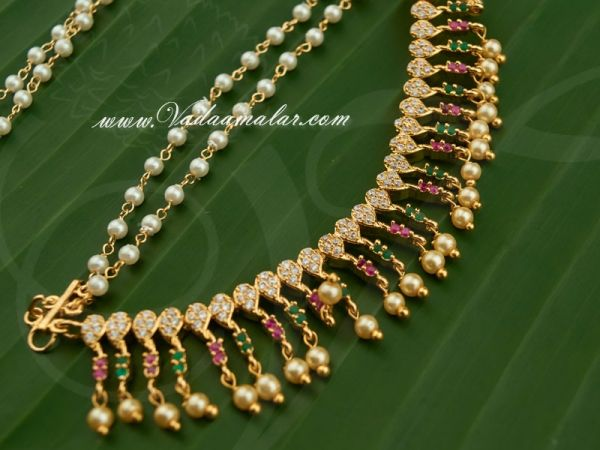 Bahubali Design South indian bridal hair accessories for buns buy online