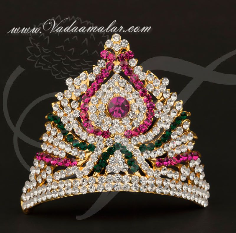 The Two Tone Pink Goddess Crown